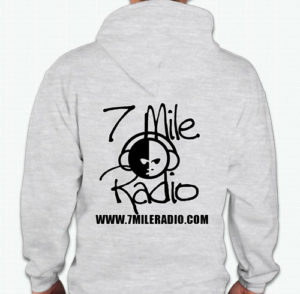 7mile-radio-grey-zip-hoodie-back