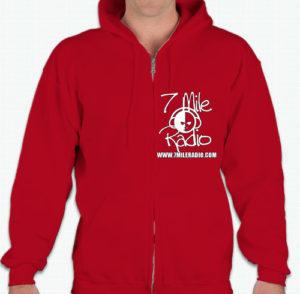 7mile-radio-zip-hoodie-red-back-2